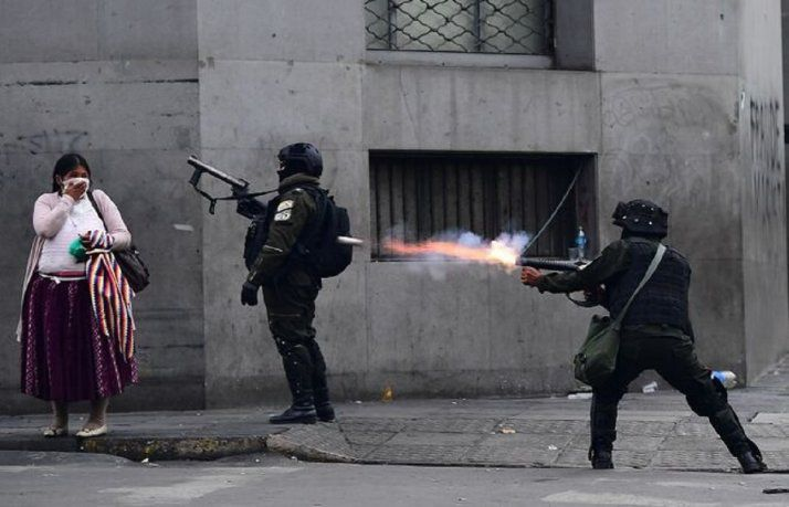 La policía boliviana encontró armamento argentino en un depósito - Tierra dentro Diario